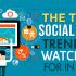 INFOGRAPHIC | 8 social media trends in 2017