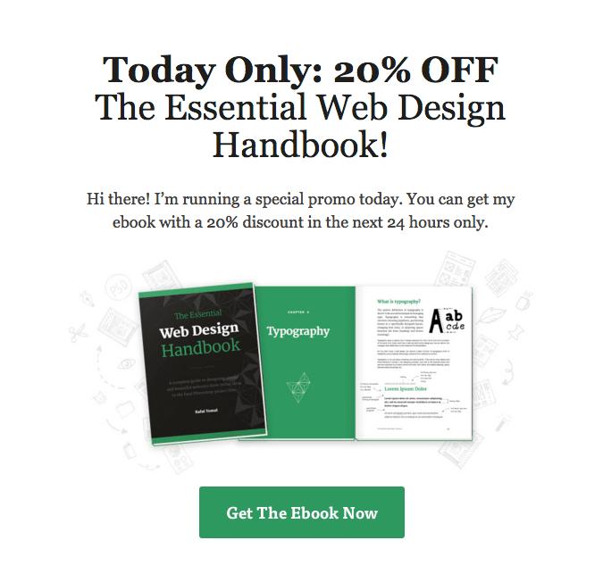 urgentie in email marketing