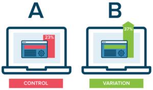 A/B testen voor conversie-optimalisatie