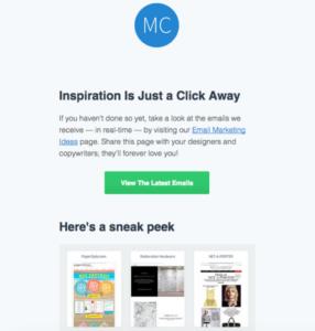 Example Mailchimp
