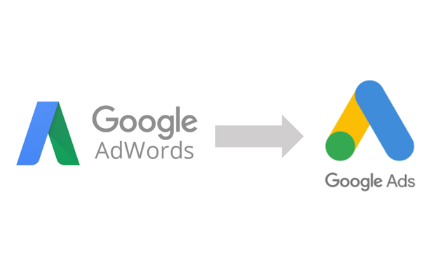 Google AdWords wordt Google Ads