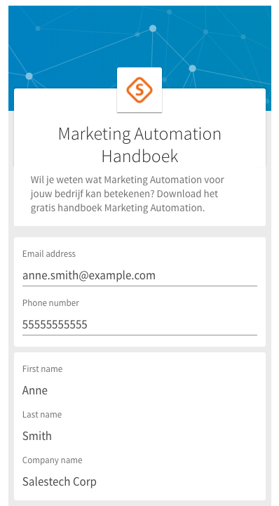 Lead gen form marketingautomationtips