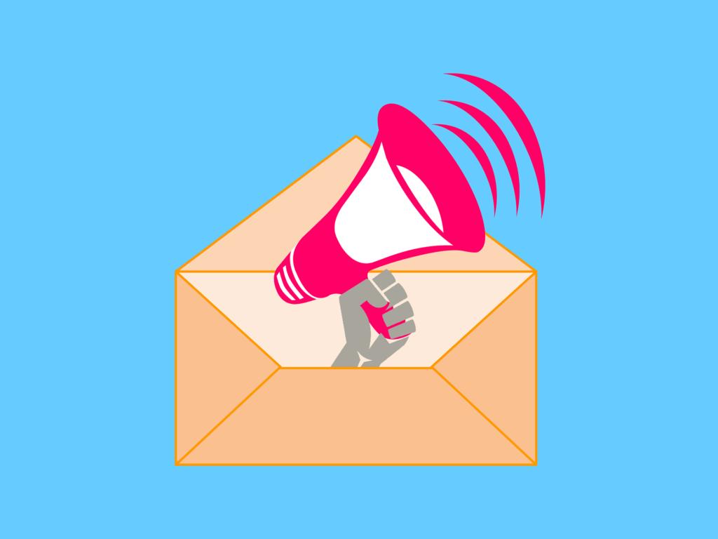 Opvallen e-mailmarketing Online Marketing