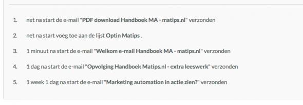 Opvolging marketingautomationtips