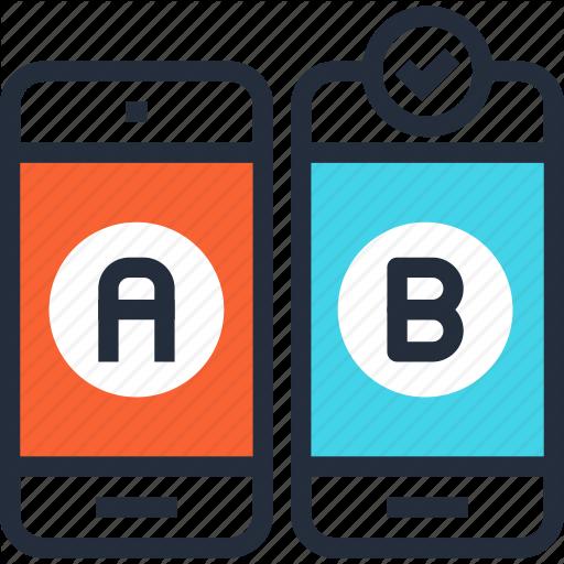 A/B testen op mobiel