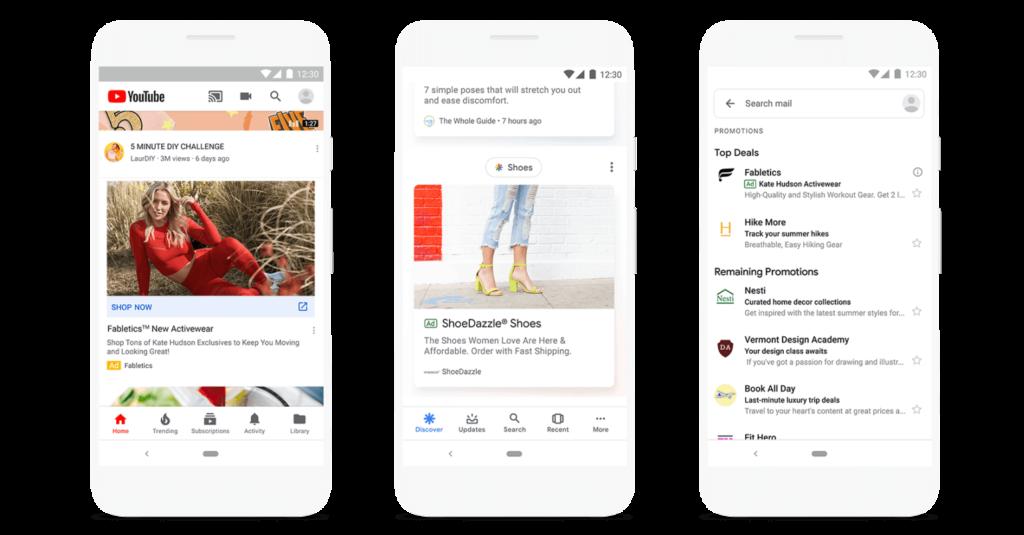 Google Discovery Ads - Google Marketing live 2019