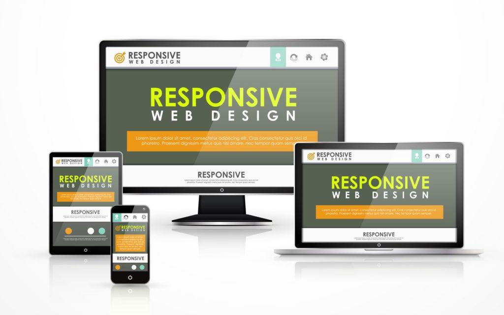 Mobile responsive website - goede user experience