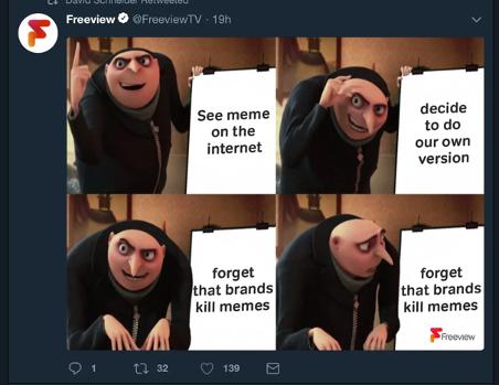 snackable content - Memes